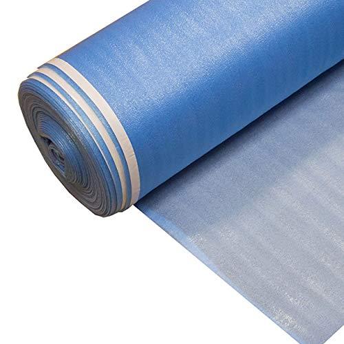 Bestlaminate 3in1 Basic Vapor Barrier Flooring Underlayment w/overlap and tape 100sq.ft