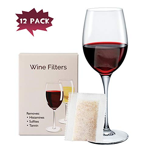 Australias Secret 5 Pack Wine Allergy Sensitivity Prevention Wine Sulfite Remover Better Than Hangover Prevention Remedies /& Wine Filters Stops Red Wine Headaches Nausea IBS NEW SPRAY