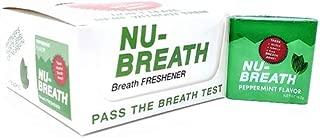 Nu Breath Breath Freshener Peppermint 12ct Box