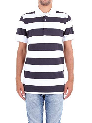 Colmar Originals Luxury Fashion Herren 76299TH69 Blau Elastan Poloshirt | Jahreszeit Outlet