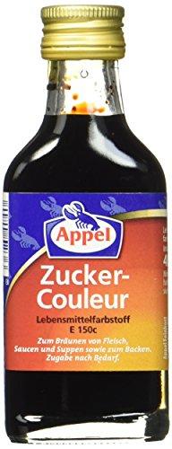 Appel Zucker-Couleur, 4er Pack (4 x 40 ml)