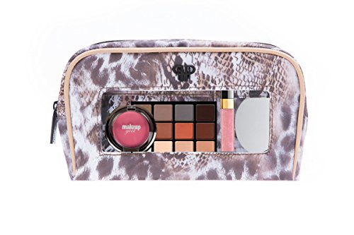 PurseN Classic Makeup Case (Wild Coves)