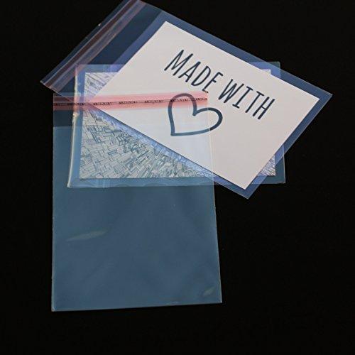 100 St. DIN C6 Schutzhüllen glasklar für Einsteckkarten Briefumschläge Fotos Postkarten Ansichtskarten Sammelkarten 120x162 mm + Klappe