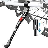 Pata de Cabra para Bicicleta - Soporte de Bicicleta de Aluminio, Soporte de Altura Univers...
