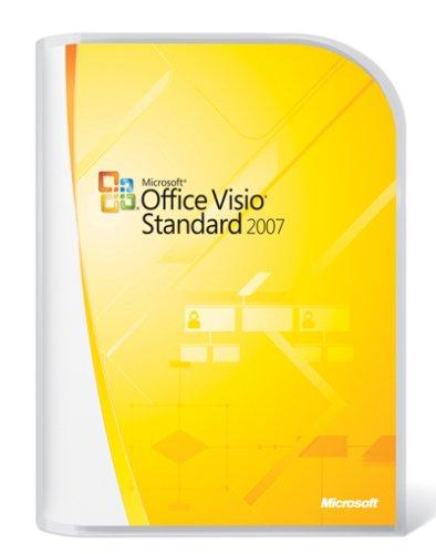 Microsfo Visio Standard 2007 deutsch [Import allemand]
