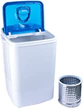 DMR 46-1218 Single Tub Washing Machine with Steel Dryer Basket (4.6 kg, Blue)
