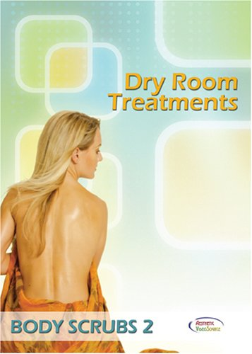 Dry Room Treatments: Body Scrubs, Vol. 2 - Esthetician Training DVD Course. Learn How To Do 2 Full Body Exfoliation Treatments in a Dry Room Setting: Body Microdermabrasion & Sugar Body Scrub. Won a Telly & Davey Award Best Video (1 Hr. 25 Mins.)