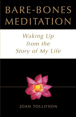 Bare-Bones Meditation: Waking up from the Story of My Life / Joan Tollifson.
