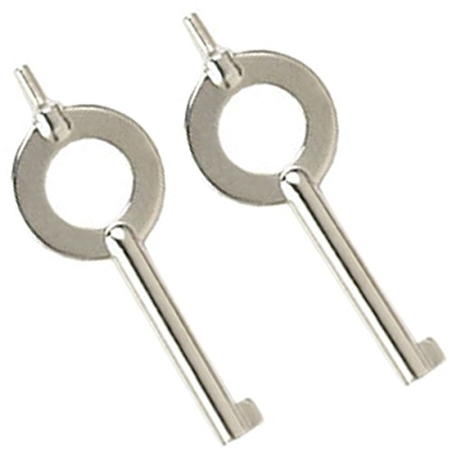 Savage Island Mini manette chiavi polizia Agente carcerario di polizia