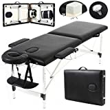 Home Beauty Bed Folding Portable Massage Table,Facial Treatment Massage Bed Couch for Salons