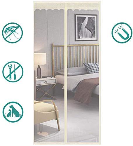 Deurscherm, Transparant Airconditioning Deurgordijn, Voor Huishoudelijke Keuken Fume Room Divider 100X210cm