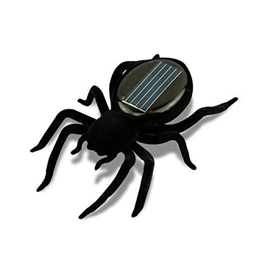 Araignée fonctionnant à l'énergie du Soleil