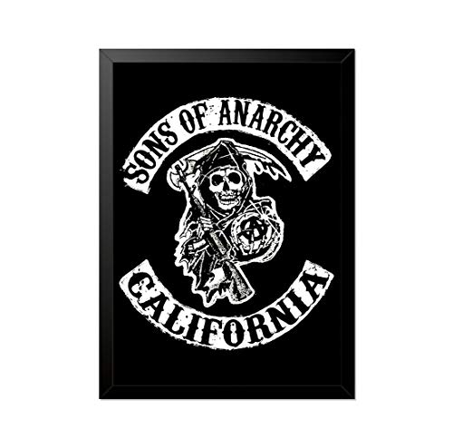Quadro Poster Sons of Anarchy Samcro 33x23cm