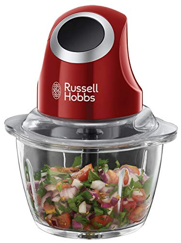 Russell Hobbs Desire - Picadora de Alimentos (Picadora Eléctrica, 200 W,...