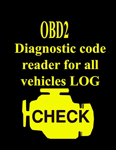 diagnostic code reader for all vehicles LOG: Automotive book for obd2 scanner Record all faults vehicle