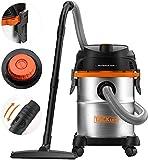TACKLIFE Shop Vacuum 6 Gallon 6Peak Hp,...