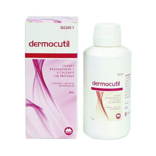Dermocutil Champú Regenerador con proteinas, 200 ml