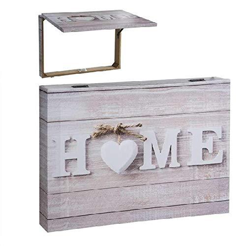 Dcasa Tapa Contador Home Decorativas de Ventana Muebles Pegatinas Decoración del hogar Unisex Adulto, Color, única