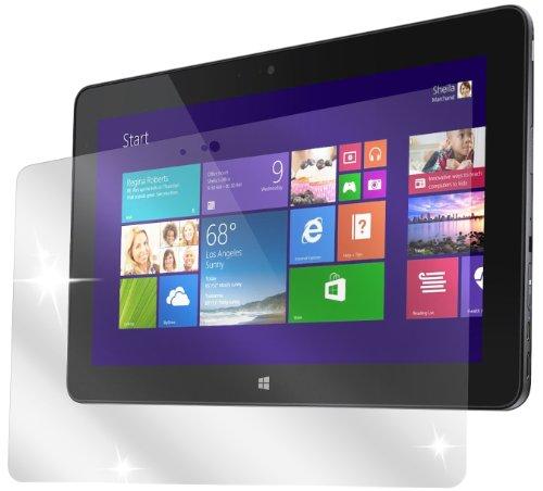 dipos I 3x Schutzfolie klar kompatibel mit Dell Venue 11 Pro Folie Bildschirmschutzfolie
