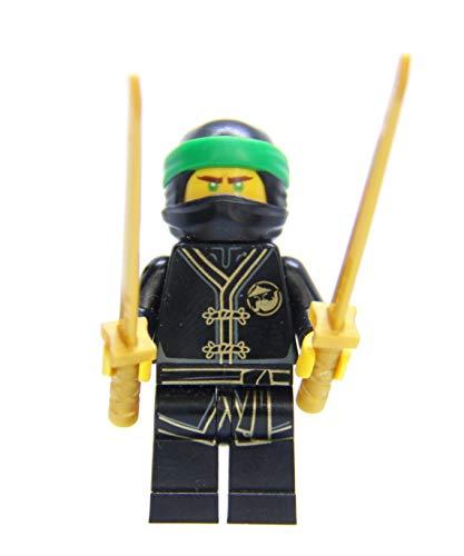 LEGO: Ninjago Lloyd Garmadon - Traje de entrenamiento Wu-Cru