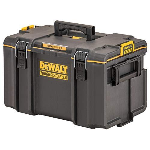 DEWALT DWST83342-1 DWST83342-1-Arcón DS400 TOUGHSYSTEM, Negro Y Amarillo, Grand Coffret IP65