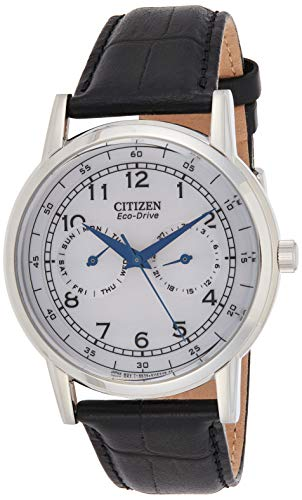 Citizen Men's Eco-Drive Stainless Steel Casual Watch with...