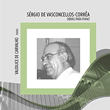 Sérgio de Vasconcellos-Corrêa - Obras para Piano