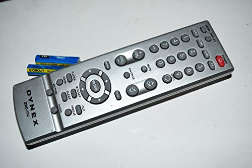 Buyeverythingguy OEM for Dynex ZRC-102 Remote for LCD TV for DX-LCD19-09 DX-LCD26-09 Original w Batteries