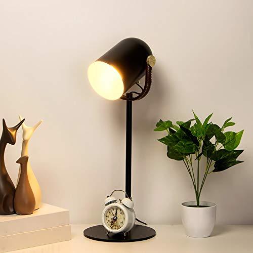 LG Snow Hardware creativo lámpara de escritorio moderna minimalista lámpara de lectura de escritorio lámpara de trabajo de oficina protección de ojos LED lámpara de escritorio 20 x 55 cm