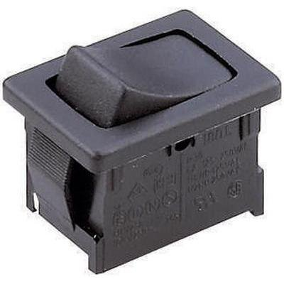 Unbekannt Marquardt Wippschalter 1808.6202 250 V/AC 6 A 1 x EIN/Aus/(EIN) IP40 rastend/0/tastend 1 St.