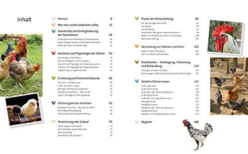 Das große Buch der Hühnerhaltung im eigenen Garten: Pflege, Haltung, Rassen - 7