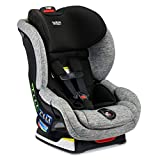 Britax Boulevard ClickTight Convertible Car Seat, Spark - Premium, Soft Knit Fabric - 2 Layer Impact Protection [Amazon Exclusive]