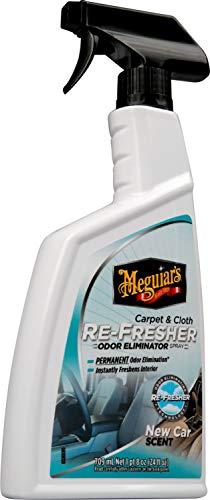 Meguiar's G180724EU Carpet und Fabric Re-Fresher Polsterauffrischer, 710 ml