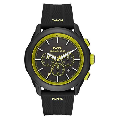 orologio cronografo uomo Michael Kors Kyle sportivo cod. MK8798