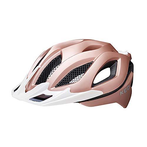 KED Spiri Two Helm Rose Matte Kopfumfang M | 52-58cm 2020 Fahrradhelm