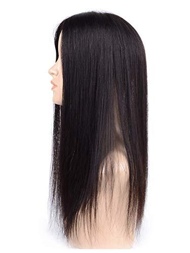ZTBXQ Mode Art Party Cosplay Décorations Fournitures Coiffeur Postiches pour Cheveux Humains Cheveux Humains 3.6 'x 6' Coiffures Humaines pour Cheveux Humains dans Les Cheveux des Femmes Wiglet