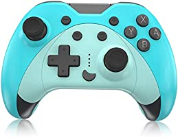 KINGEAR Pro Controller voor Nintendo Switch/Nintendo Switch Lite, Gifts Choices Kawaii Nintendo Switch Controller voor...