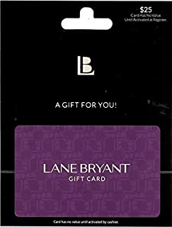 lane bryant store card