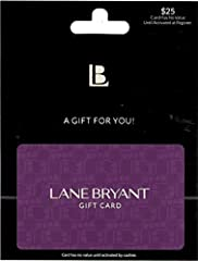 Lane Bryant is the most widely recognized name in specialty plus-size fashion. From the latest looks in clothing and accessories to exclusive Cacique intimates, Lane Bryant has something for everyone on your list. Retail stores located nationwide at ...