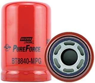 Filter - Hydraulic Spin On BT8840 MPG Bobcat Case Replaces John Deere 9320 8300 9520 8410 8420 8310 8320 8400 8100 4700 8210 8220 8120 8430 8520 8110 8200 4400 New Holland Case IH Caterpillar Vermeer