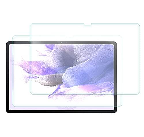 SDTEK *2 Pack Protector de Pantalla Compatible con Samsung Galaxy Tab S7...