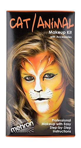 mehron Character Makeup Kit - Cat/Animal