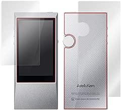 MIYAVIX OverLay Screen Protector Brilliant for Astell & Kern AK Jr (Front and Backside sets) OBAKJR/S/12