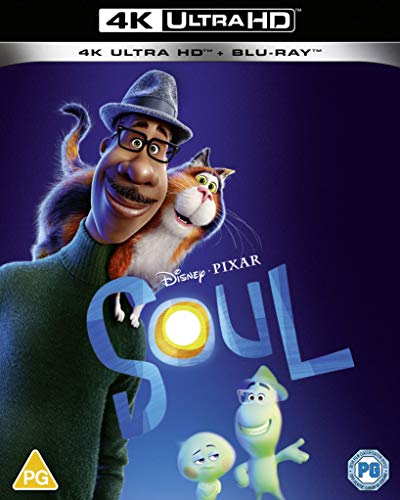 Soul UHD [Blu-ray] [UK Import]