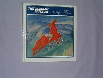 Hardcover The Russian Museum, Leningrad, painting Book