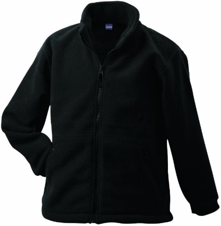James & Nicholson Men's Fleece Jacket FullZip