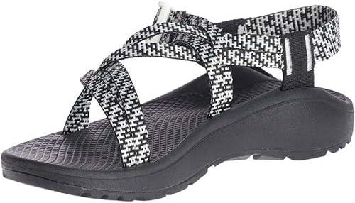 Chaco Women's Zcloud X Sport Sandal, Crochet Black, 11 M US