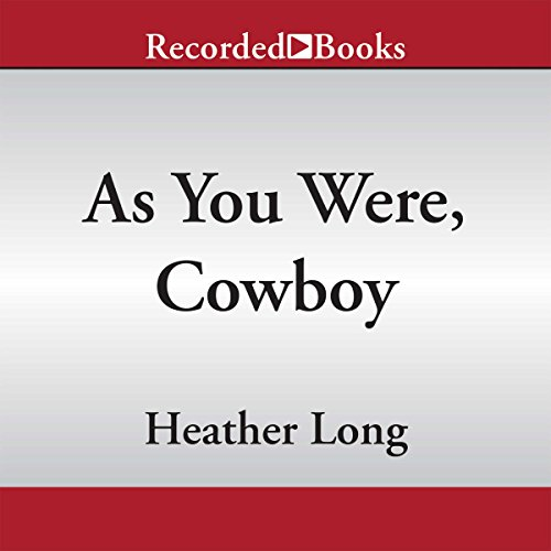 As You Were, Cowboy audiobook cover art