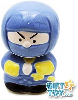 JapanBargain Ninja Porcelain Bobble Head, Blue