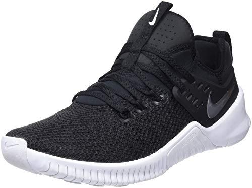 Nike Men's Metcon Free Training Shoe Black/White Size 13 M US